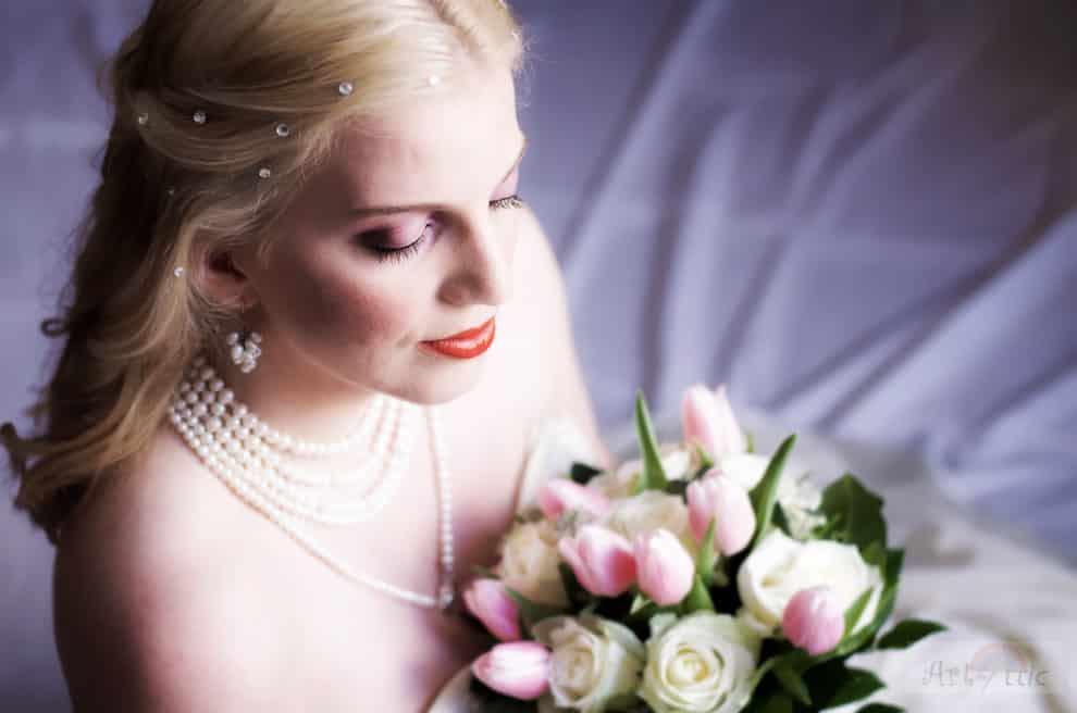 Bruidsmake-up Opleiding Professionele Visagiste