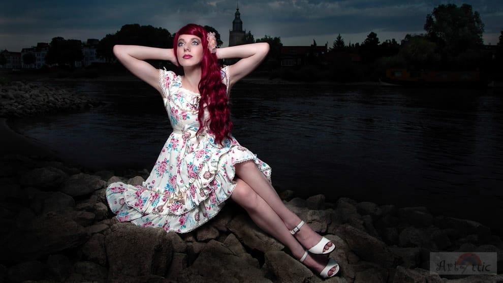 Fotoshoot Modellen Portfolio Casting