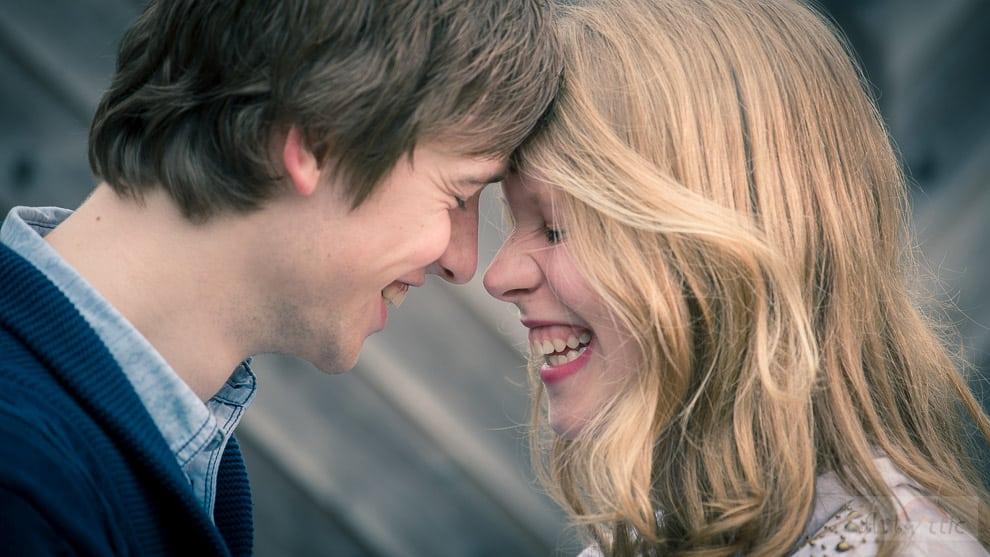 Fotoshoot met Partner Loveshoot Romantisch