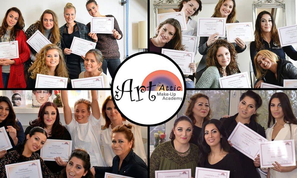 ❀ Zomercursus Visagie & Make-up – De 4-Daagse Spoedcursus Visagiste Worden