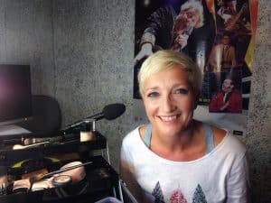 LIVE Visagie Make-up Workshop Clinic Make-over Radio RTV Apeldoorn Zaterdagmiddagmix
