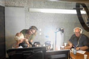 LIVE Visagie Make-up Workshop Clinic Make-over Radio RTV Apeldoorn Zaterdagmiddagmix
