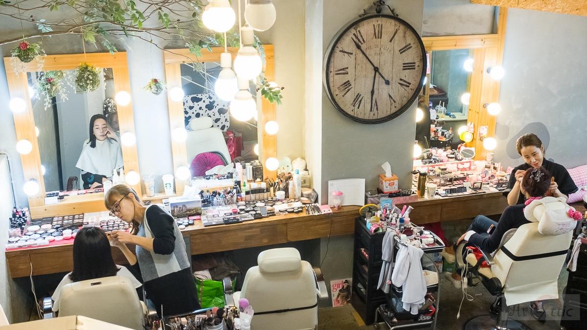K-Beauty, Make-up, Hotspot, Seoul, Korea, Gangnam Style