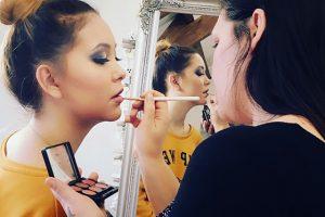 Feestdagen Make-up Workshop – Decembermaand, Kerst, Oudejaaravond