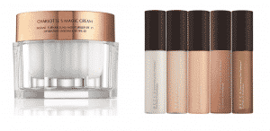 hydraterende glow boost foundation oudere huid