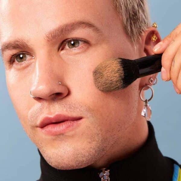 Privé Workshop Natural Make Up voor Mannen