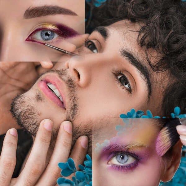 workshop make up mannen transgender metro androgyne