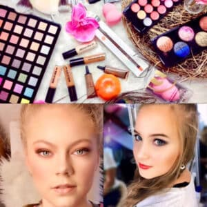 online tiener make up workshop voor meisjes