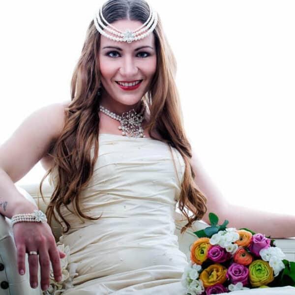 bruidsmake-up workshop jezelf leren opmaken aanbrengen